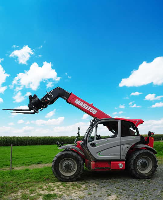 telehandler training