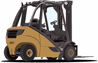 Counterbalance Forklift Refresher Training